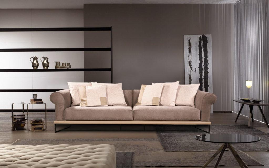 τριθέσιος καναπές Tiny