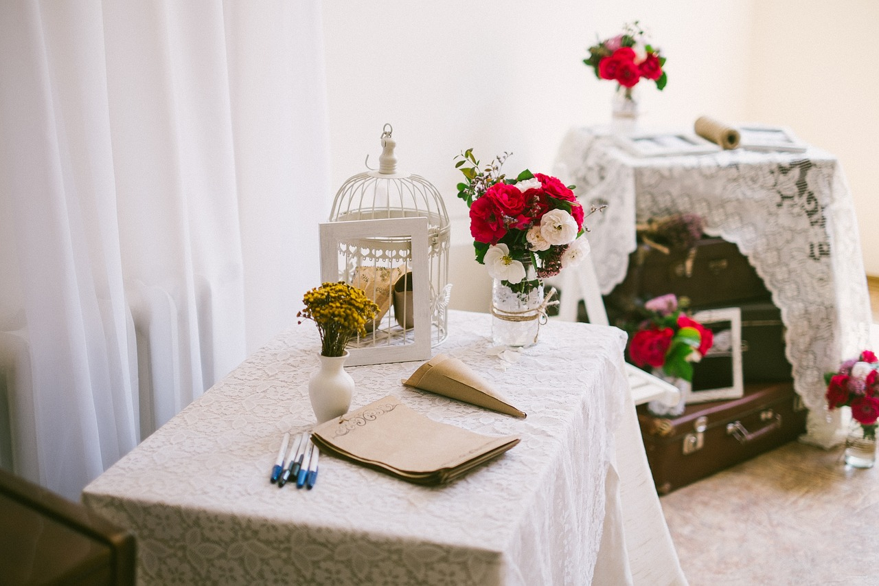 διακόσμηση gand τραπέζι