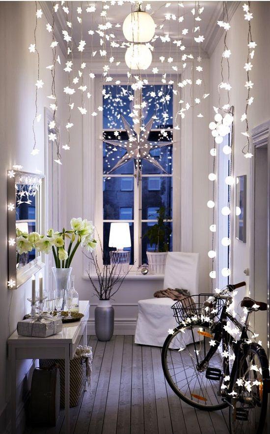 σαλόνι με φως