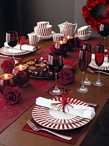 διακόσμηση τραπέζι