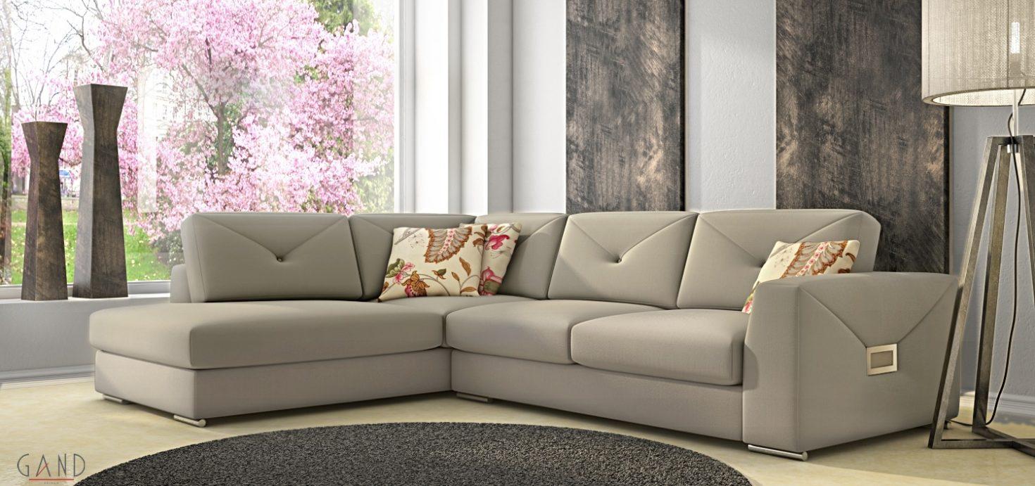 Γωνιακός καναπές Folder 041255