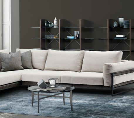 Γωνιακό σαλόνι Perfect