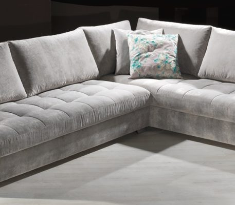 Γωνιακός καναπές Smalto