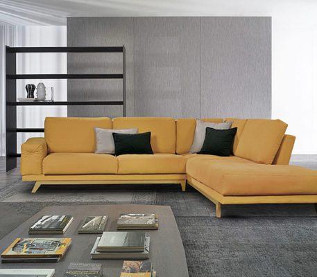 Γωνιακός καναπές Positive