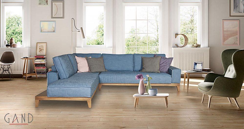 Γωνιακός καναπές Pure