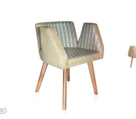 Καρέκλα Πολυθρόνα Blues