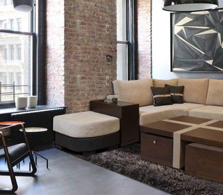 Γωνιακό σαλόνι Manhattan 482359