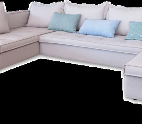 Γωνιακός καναπές Flash