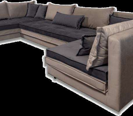 Γωνιακός καναπές Korky