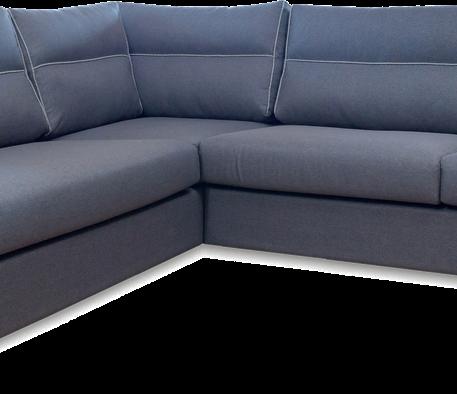 Γωνιακός καναπές Krinos