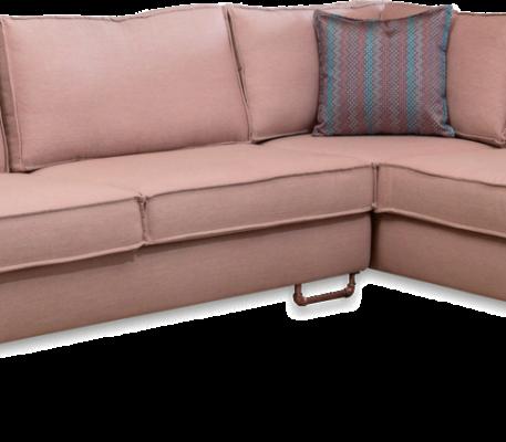 Γωνιακός καναπές Pipe 141749