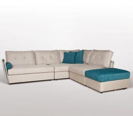 Γωνιακός καναπές Puzzle 3212987