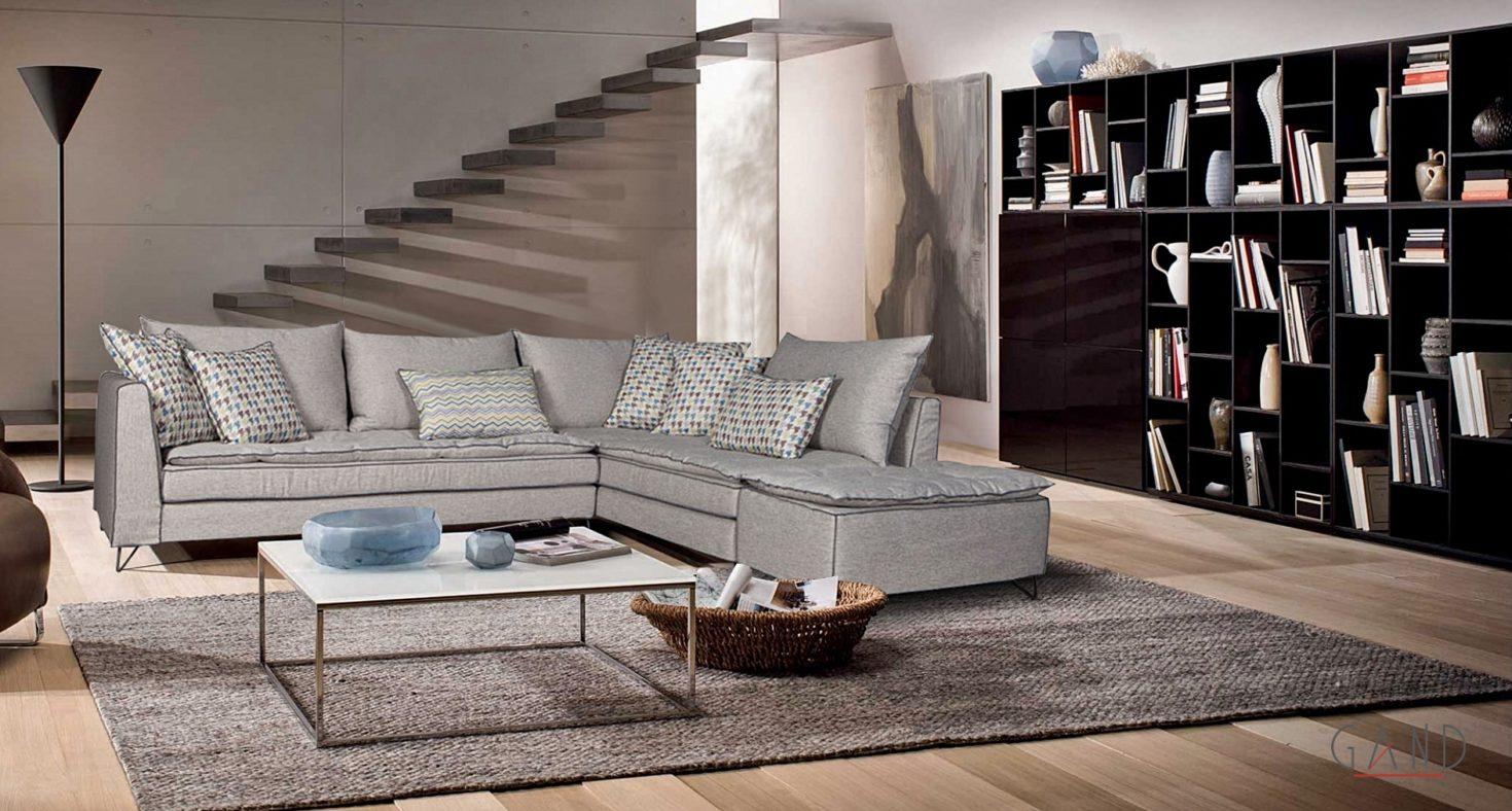 Γωνιακός καναπές Soft