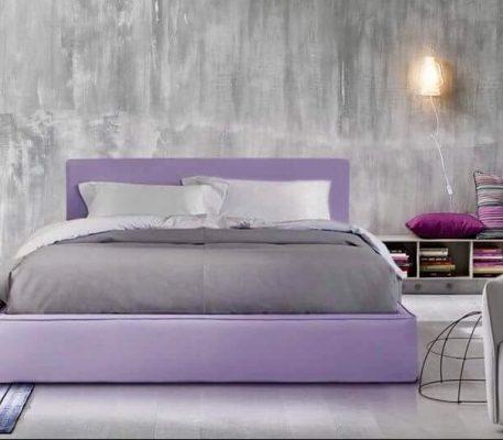 Επενδυμένο κρεβάτι Harmony 888955