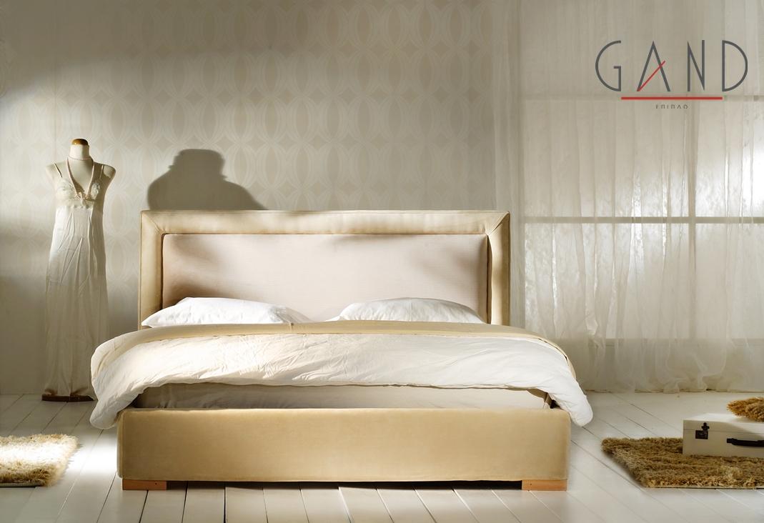 Κρεβάτι επενδεδυμένο Sandra – RITZ 519593