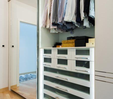 Συρόμενη ντουλάπα Logal 0066