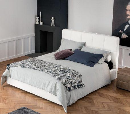 Κρεβάτι επενδυμένο Nama