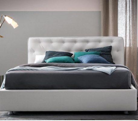 Kρεβάτι επενδυμένο Nama